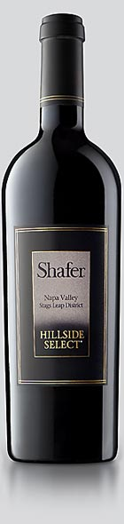 Hillside Select wine