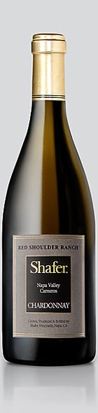 Red Shoulder Ranch wine bottle