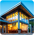 Shafer Tasting Room